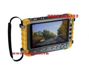 Thiết bị test camera quan sát TVI 5.0MP, AHD 5.0MP, CVI 5.0MP có HDMI & VGA